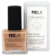 NCLA - Nail Lacquer Ultra Smooth Ridge Filler Get Even - 0.5 oz.