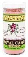 Whole World Botanicals - Royal Camu Superfood - 3.5 oz.