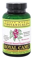 Royal Camu Superfood - 140 Vegetarian Capsules