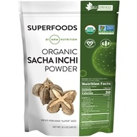 Superfoods by MRM - Raw Organic Sacha Inchi Powder - 8.5 oz.