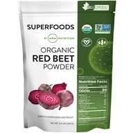 Superfoods by MRM - Raw Organic Red Beet Powder - 8.5 oz.