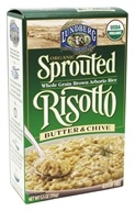 Lundberg - Organic Sprouted Risotto Butter & Chive - 5.5 oz.