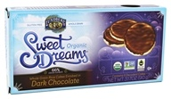 Lundberg - Organic Sweet Dreams Rice Cakes Dark Chocolate - 3.17 oz.