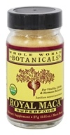 Whole World Botanicals - Royal Maca Powder Superfood - 2.01 oz.