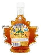 Coombs Family Farms - Organic Maple Syrup Grade A Dark Amber - 8.45 oz.