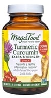 MegaFood - Turmeric Strength for Liver - 60 Tablets