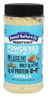 Peanut Butter & Co. - Mighty Nut Powdered Peanut Butter Vanilla - 6.5 oz.