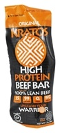 Kratos - High Protein Beef Bar Original - 1.2 oz.