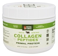 Natural Force - Collagen Peptides Primal Protein Unflavored - 5.87 oz.