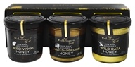 Wedderspoon - Gold 3 Gourmet Honeys Gift Box 3 x 5.3 oz.