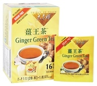Prince of Peace - Ginger Green Tea - 16 Tea Bags
