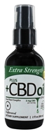 Plus CBD Oil - Total Plant Complex 3mg Extra Strength Spray Unflavored - 2 oz.