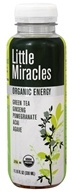 Little Miracles - Organic Energy Green Tea and Pomegranate - 11.16 oz.
