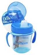 Dr. Brown's - Soft Spout Transition Cup Blue - 6 oz.