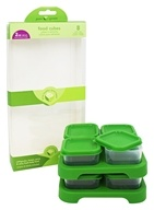 Green Sprouts - Fresh Baby Food Unbreakable Cubes - 8 Pack