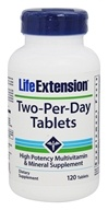 Life Extension - Two-Per-Day Tablets - 120 Tablets