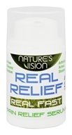 Nature's Vision - Real Relief Pain Relief Serum - 1.8 oz.