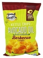 Good Health Natural Foods - Avocado Oil Kettle Chips Barbecue - 5 oz.