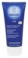 Weleda - Men Active Shower Gel - 6.8 oz.