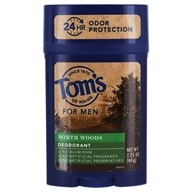 Tom's of Maine - Long Lasting Men's Deodorant North Woods - 2.25 oz.