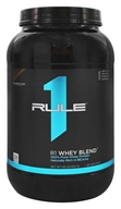Rule One Proteins - R1 Whey Blend Chocolate Fudge - 2.1 lbs.