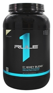 Rule One Proteins - R1 Whey Blend Vanilla Ice Cream - 2.04 lbs.