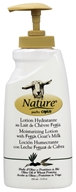 Canus - Nature Moisturizing Lotion with Fresh Goat's Milk Olive Oil & Wheat Proteins - ...