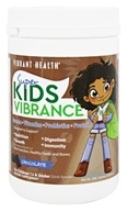 Vibrant Health - Super Kids Vibrance Chocolate - 10.89 oz.