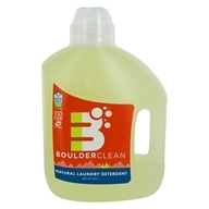 Boulder Clean - Natural Liquid Laundry Detergent - 100 oz.