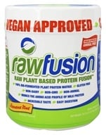 SAN Nutrition - Raw Fusion Plant Based Protein Banana Nut - 16.2 oz.