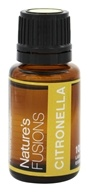 Nature's Fusions - 100% Pure Essential Oil Citronella - 15 ml.