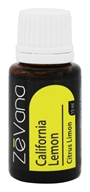 Zevana - Lemon California Essential Oil - 15 ml.