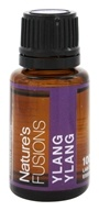 Nature's Fusions - 100% Pure Essential Oil Ylang Ylang - 15 ml.