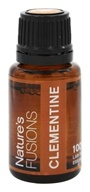 Nature's Fusions - 100% Pure Essential Oil Clementine - 15 ml.
