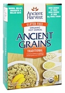 Ancient Harvest Quinoa - Ancient Grains Organic Gluten-Free Hot Cereal Traditional - 6 Packet(s)