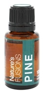 Nature's Fusions - 100% Pure Essential Oil Pine - 15 ml.