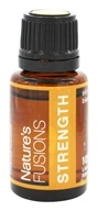 Nature's Fusions - 100% Pure Essential Oil Strength - 15 ml.