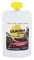 Cracked Nut Butter - Nut Butter White Chocolate Raspberry - 3.2 oz.