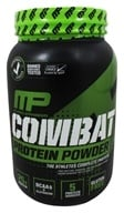 Muscle Pharm - Combat Protein Powder Vanilla - 2.5 lbs.