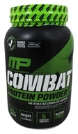 Muscle Pharm - Combat Protein Powder Chocolate Peanut Butter - 2.5 lbs.