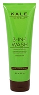 Kale Naturals - 3-In-1 Wash Wild Mint Scent - 8 oz.