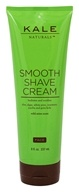 Kale Naturals - Smooth Shave Cream Wild Mint Scent - 8 oz.