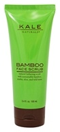 Kale Naturals - Bamboo Face Scrub - 3.4 oz.