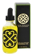 True Moringa - All Purpose Moringa Body Oil with Peppermint - 2 oz.
