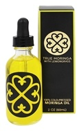 True Moringa - All Purpose Moringa Body Oil with Lemongrass - 2 oz.