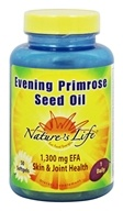 Nature's Life - Evening Primrose Seed Oil - 50 Softgels