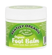 Bentley Organic - Organic Foot Balm - 0.95 oz.