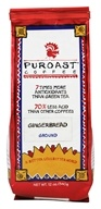 Puroast - Ground Coffee Low Acid Gingerbread - 12 oz.