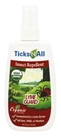 Ticks-N-All - Organic Lyme Guard - 4 oz.