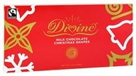 Divine - Milk Chocolate Christmas Shapes - 3.2 oz.